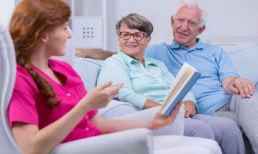 Escoger una residencia para mayores