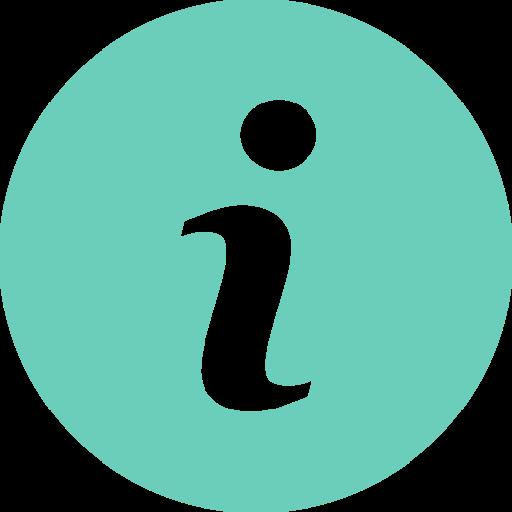 Icono de información sobre el curso