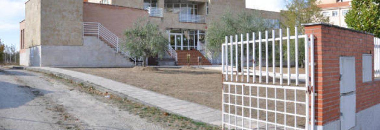 Residencia municipal de Vitigudino