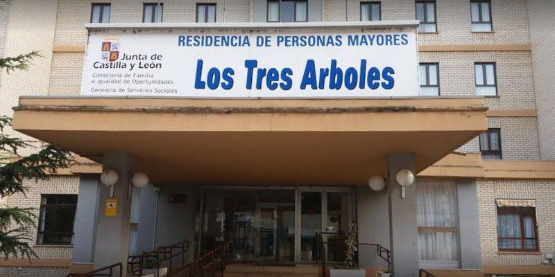Residencia de personas mayores Los Tres Árboles