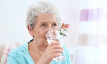 Hidratación en centros gerontológicos