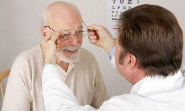 Sugerencias para personas mayores con problemas de visión