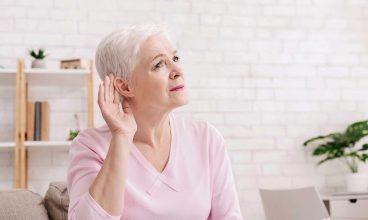Problemas de audición en las personas mayores
