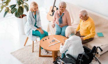 Pautas de actuación durante el periodo de adaptación en una residencia de personas mayores