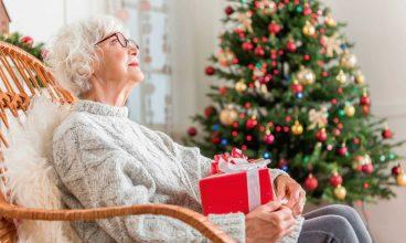 Qué regalar a nuestros mayores en Navidad