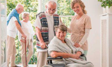 Intervención familiar en las residencias de personas mayores