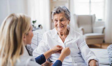 Cuidados básicos a la persona mayor: Higiene del paciente encamado
