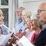 Animación sociocultural en las residencias de personas mayores