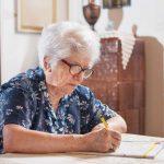 Estimular el cálculo en el domicilio con personas mayores