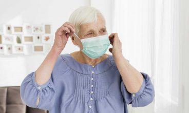 Covid-19: Recomendaciones sobre el uso de mascarillas en personas mayores