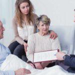 La incapacitación legal de una persona mayor