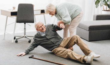 Síndrome post-caída en el adulto mayor