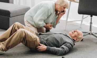 Consecuencias de las caídas en personas mayores
