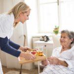 Planificación de la dieta del paciente con alzhéimer