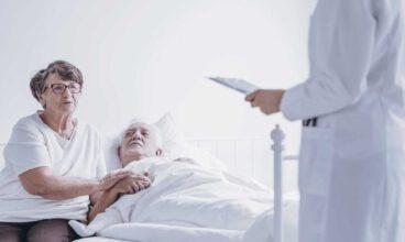 Inmovilidad en personas mayores