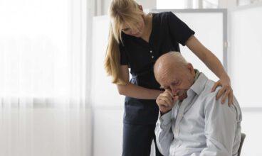El proceso de duelo en personas mayores: Tipos y fases del duelo