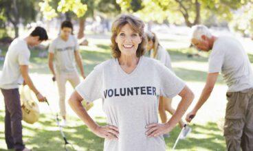 Beneficios de las acciones voluntarias sobre las personas mayores