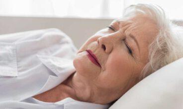 Salud en el adulto mayor. Descanso y sueño