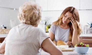 Familiares cuidadores de personas mayores: Identifica los sentimientos