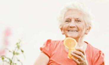Alimentación: su importancia durante el envejecimiento