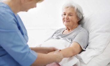 Cuidados de la piel de la persona mayor dependiente