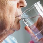 La hidratación en las personas mayores