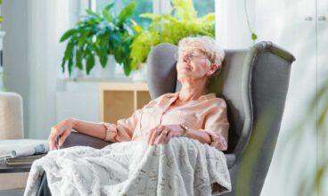 Cuidados básicos a la persona con demencia: reposo y sueño